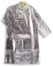 Ochranný plášť pro slevače pokovený tepluodolný AC 480/Abz suchý zip 1300 mm