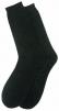 Ponožky tenké bavlna/polyamid černé velikost 43 - 45