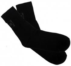 Ponožky Thermomax froté silné černé velikost 41 - 42