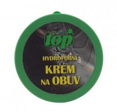 TOP HYDROFOBNÍ krémový impregnační prostředek na koženou obuv s membránou 70 g bezbarvý