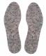 Vložky do obuvi filcové šedé velikost 45