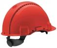 Přilba PELTOR G 3000 UVikátor EX nastavitelná račnou červená