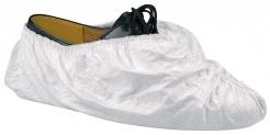 Návlek na obuv TYVEK POSA s protiskluznou podrážkou nízký bílý velikost 36 - 41