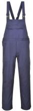 Kalhoty BIZFLAME PRO s laclem antistatické nehořlavé tmavě modré velikost XL