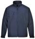 Softshellová bunda PW Oregon TECHNIK nepromokavá flísová podšívka stažené rukávy tmavě modrá