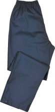 Kalhoty Sealtex do pasu nepromokavé zatavené švy tmavě modré velikost XL