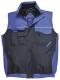 Vesta PW RS DUO TONE PES/PVC krytý zip reflexní linka voděodolná tmavě modro/světle modrá
