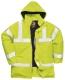 Bunda FLAMESAFE Hi-Vis antistatická zateplená nehořlavá svítivě žlutá velikost XL