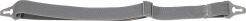 Podbradní pásek JUGAL elastický 2-bodový pro přilby QUARTZ, ZIRCON, DIAMOND šedý