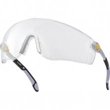Brýle LIPARI neškrábatelné nárazuvzdorné UV 400 šedo/modrý rámeček čiré