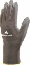 Rukavice VENITEX VE702 bezešvý nylonový úplet povrstvený polyuretanem šedé velikost XL