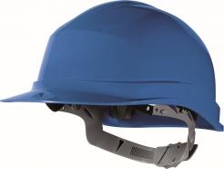 Ochranná průmyslová přilba ZIRCON I plastová náhlavní vložka modrá