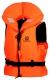 Záchranná plovací vesta BUOYANCY vztlak 100 N univerzální 3M reflexní pruhy HVoranžová