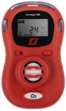 Detektor SCOTT PROTEGE ZM jednoplynový senzor O2 červený