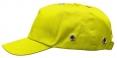 Čepice se skořepinou VOSS Cap žlutá