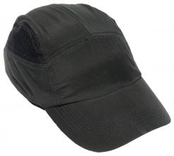 Čepice se skořepinou PROTECTOR FBC+ zkrácený kšilt černá