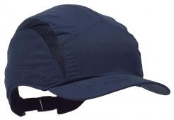 Náhradní potah na čepici se skořepinou PROTECTOR FB3 CLASIC zkrácená délka kšiltu tmavě modrá