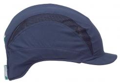 Čepice se skořepinou PROTECOR FB3 mikro kšilt tmavě modrá