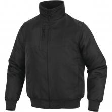Bunda RENO odepínací rukávy odepínatelné rukávy černá velikost XL
