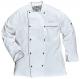 Rondon EXECUTIVE CHEFS kuchařský dvouřadý dlouhý rukáv bílý velikost XS