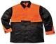 Blůza OAK pro práci s motorovou pilou černo/oranžová velikost S