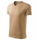 Tričko V-neck 160 bavlna průkrčník do