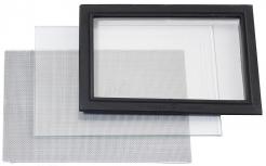 Ochranné vnější sklo na zorník ZGH - COMMANDER II