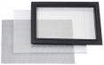 Ochranné vnější sklo na zorník kukly pro tryskače Honeywell ZGH - COMMANDER II čiré