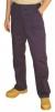 Montérkové kalhoty STANDARD do pasu na šňůrku tmavě modré velikost 56