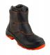 Slévačská obuv VOLCA S3 HI-3 HRO WG SRC kompositové bezpečnostní prvky černo/oranžová