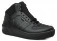 Pracovní kotníková obuv PRESTIGE KOTNÍK sportovní konstrukce vyšší měkký límec šněrovací černá
